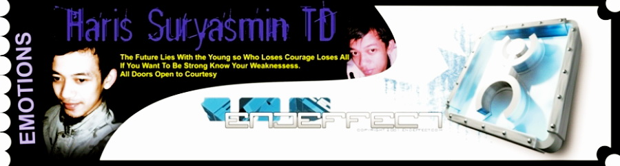 Haris Suryasmin TD - Tentang Cara Berfikir