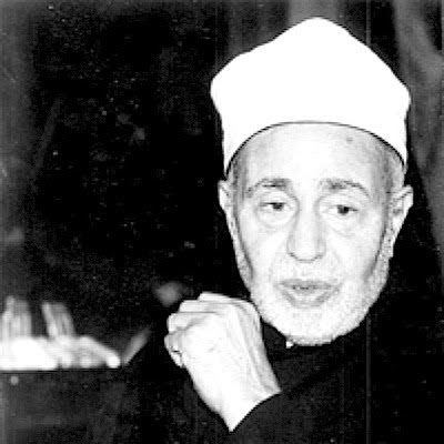 Sheikh Mohammed Sayed Tantawi,