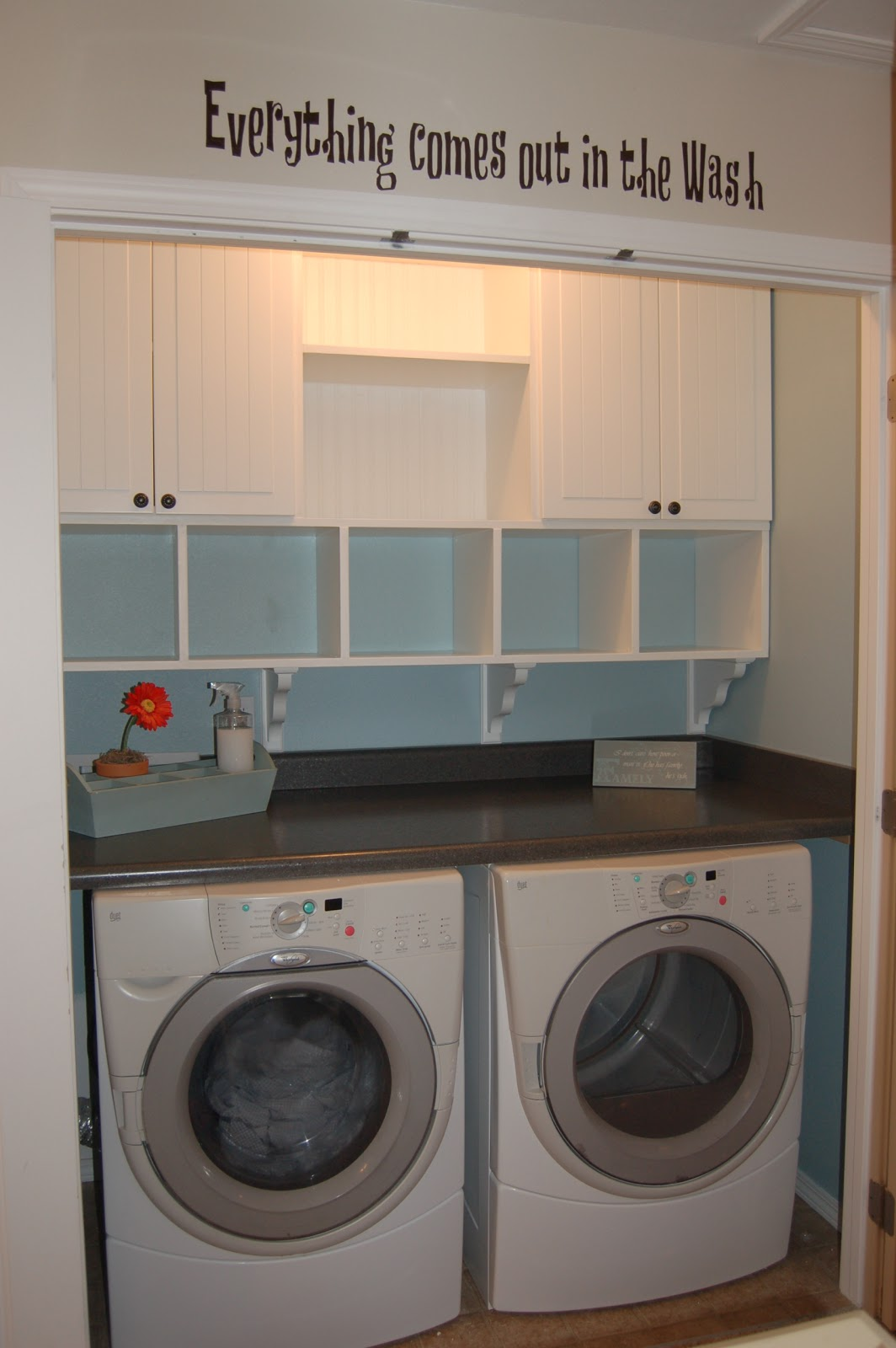 The Sparitarian My New Laundry Room