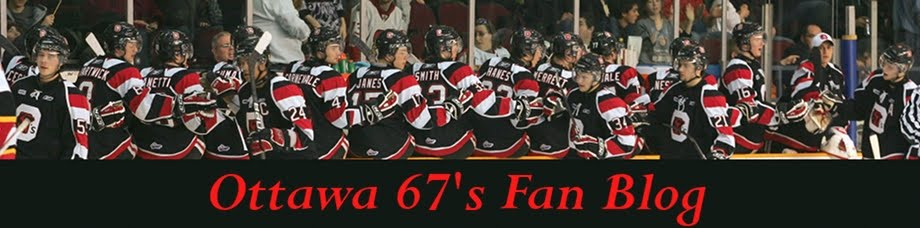 Ottawa 67s Fan Blog