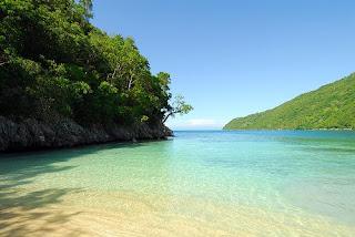 Haití playa