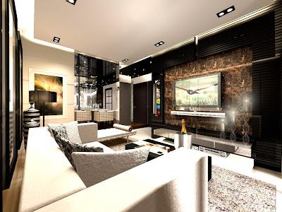 Interior Designer Living Hall Design