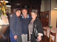 Una serata piacevolissima con ACR e Silvia, Sergio e un'amica!