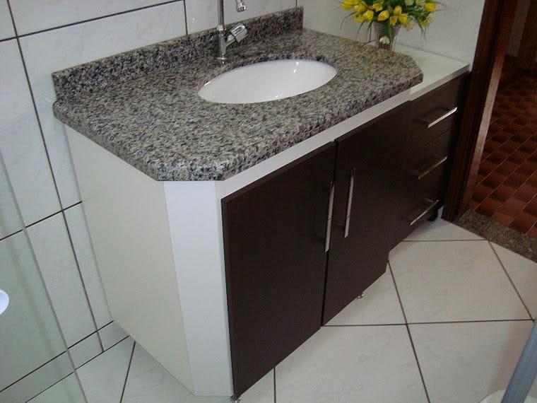 Gabinete Para Banheiro Gabinetes para banheiro telha nor -> Kit Gabinete De Banheiro Harpex