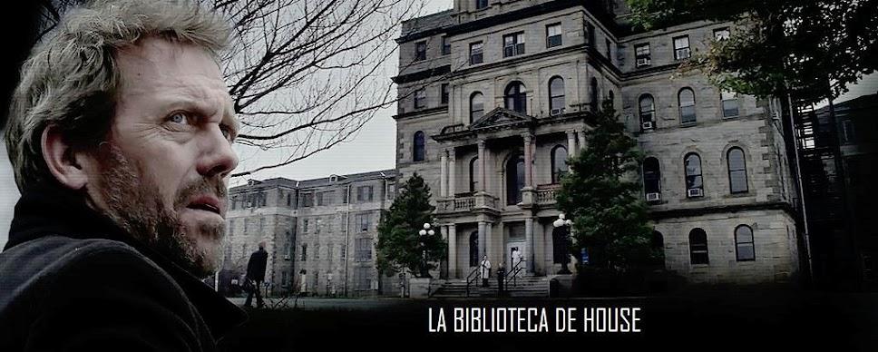 La biblioteca de House