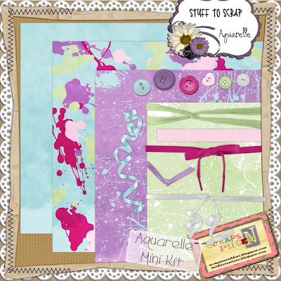 http://scrappinwithlori.blogspot.com/2009/11/aquarelle-mini-kit.html