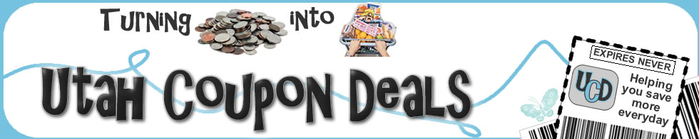 Utah Coupon Deals