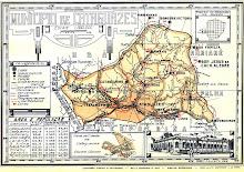 Mapa de Cataguases