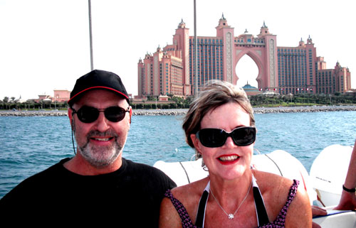 Pic of the Week: Dubai  Cruise