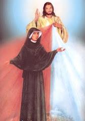 Santa Faustina, Rogai Por Nós.