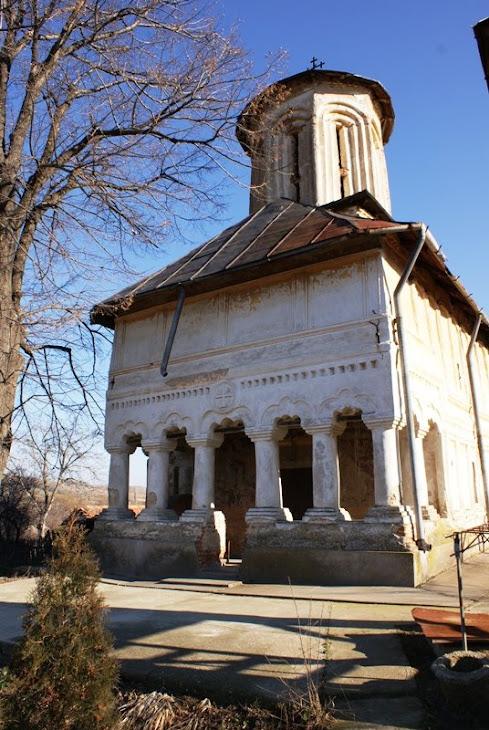 Biserica Ortodoxa Romana din satul Porinita