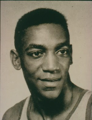 Bill Cosby jeune
