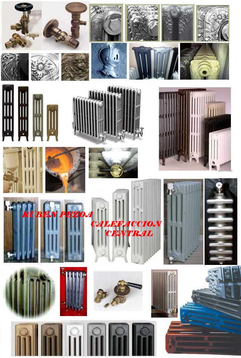 Radiadores de hierro fundido ruben pezoa radiadores de - Radiadores de hierro fundido ...