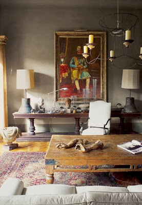 Home in Florence Italian Classic Interiors Design