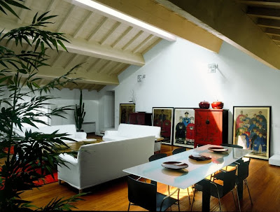 DesignClassic Livingroom in Italian