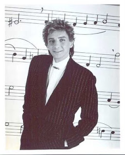 Manilow Musings: Barry Manilow and Wedding Preparations