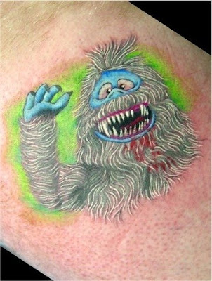 20 Tattoos Inspired By Your Favorite Holiday Movies