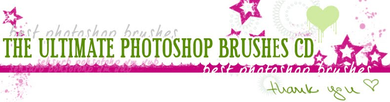 The Ultimate Photoshop Brushes CD
