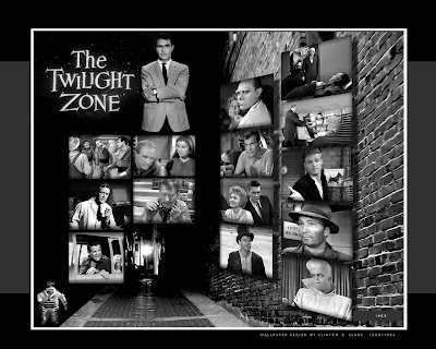 twilight desktop wallpapers. Best Twilight Zone TV Show