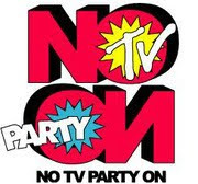 NO tv PARTY on
