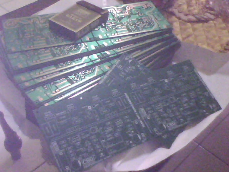 PCB Amplifier CCG