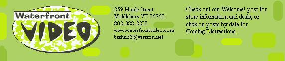 Waterfront Video