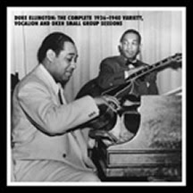 Duke Ellington: 1936-40 Small Group Sessions