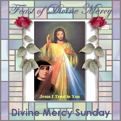 Feast of Divine Mercy