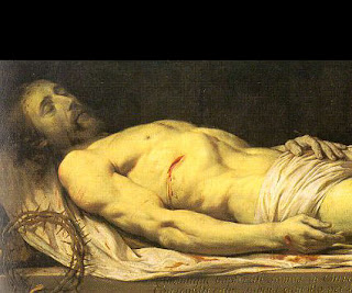 body of Christ dead