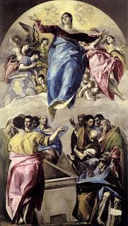 Assumption El Greco