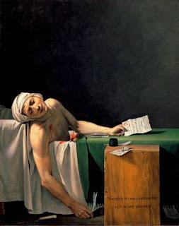Death of Marat - David