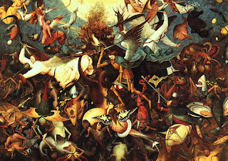 Brueghel Rebel Angels