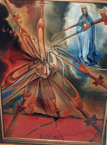 vision of hell salvador dali Dali presentend by amorosart, available print list of dali and galleries selling works of the artist salvador dali biography and catalogues raisonnes.