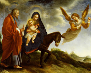 Flight into Egypt