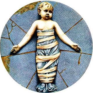 A Della Robbia - Infant Jesus