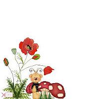 Lady Bug Bear ecg