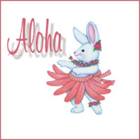 Aloha Bunny ecg