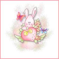 Bunny Love ecg