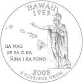 Hawaii State Quarter