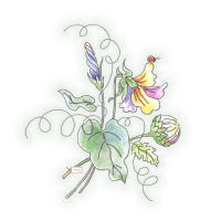 Flower ecg