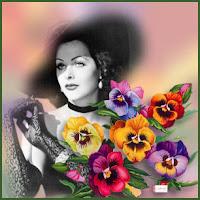 Hedy Lamar ecg