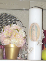 Nuptial Candle
