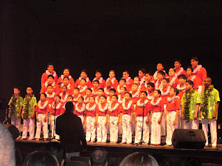Honolulu Boy Choir