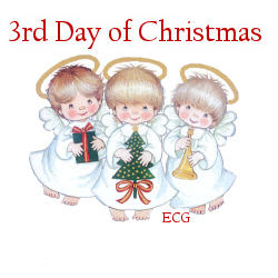 3rd Day of Christmas