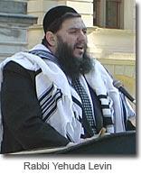 Rabbi Levin