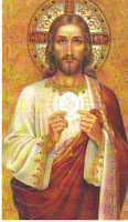 Jesus Holy Eucharist