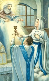 Our Lady, Mother of Priests