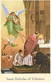 St. Nicholas of Tolentino