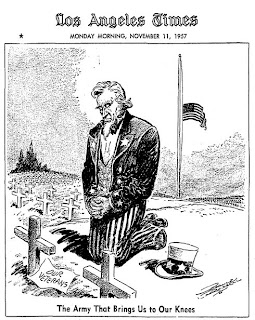 Veteran's Day Cartoon