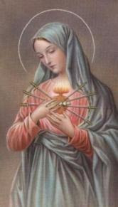 Sorrowful Heart of Mary